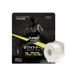 WHITETAPE 19mmX12m(16P) ホワイトテープ(19mmX12m/16P)