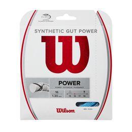 SYN GUT POWER BL 16G シンセティックガットパワー16 ブルー