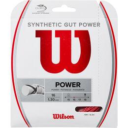 SYN GUT POWER RD 16G シンセティックガットパワー16 レッド