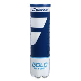 【4球入り】Gold Allcourt ゴールドオールコート