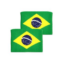 FLAG WRISTBAND BRAZIL フラッグリストバンド ブラジル
