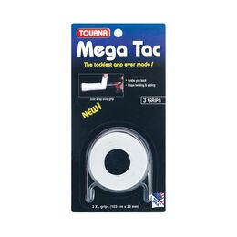 TOURNA MEGA TAC ト-ナグリップ メガタック ホワイト